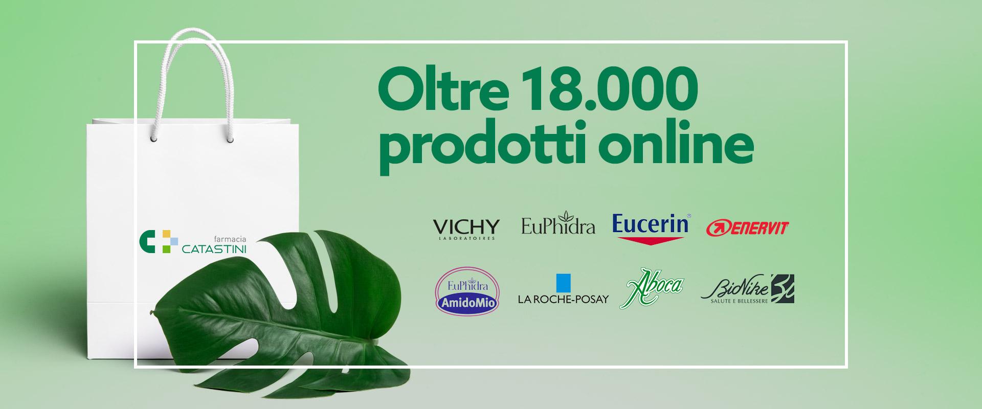 E-commerce Farmacia Catastini