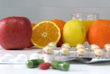 Vitamine, sali minerali ed Integratori alimentari.